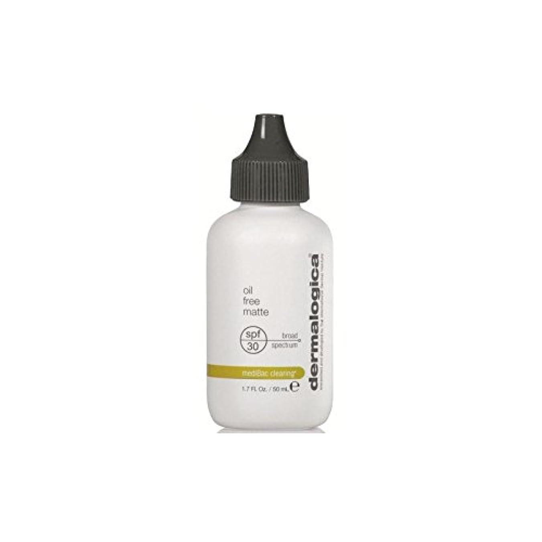 ダーマロジカオイルフリーマット 30 x4 - Dermalogica Oil-Free Matte Spf 30 (Pack of 4) [並行輸入品]