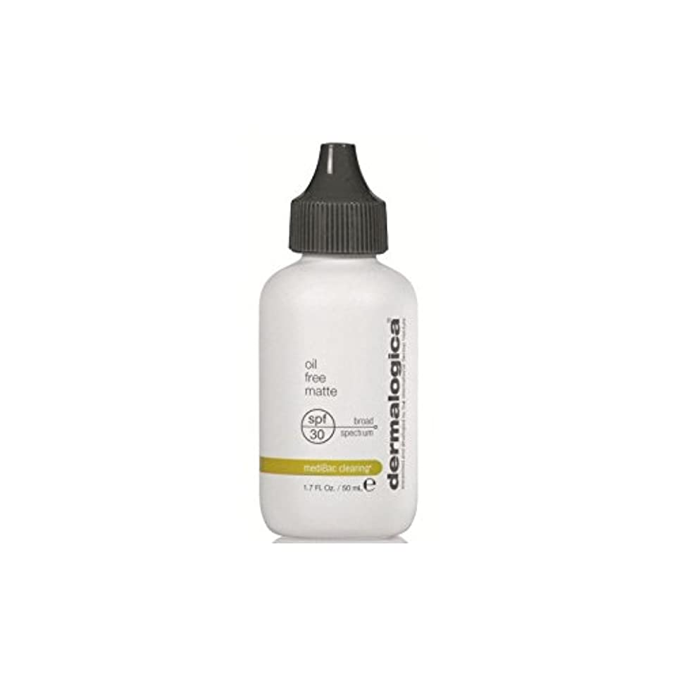 急襲差し迫った鉄道ダーマロジカオイルフリーマット 30 x4 - Dermalogica Oil-Free Matte Spf 30 (Pack of 4) [並行輸入品]