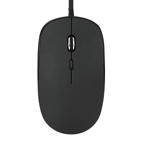 ValueRays USB Heated Mouse, All Surface Heat, Palm Warm Mouse, Warm Computer Mouse, Heated Computer Mouse, Mouse Hand Warmer, Optical Mouse - New 2020 Design!