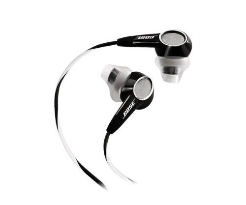 Bose TriPort In-Ear Headphones - Headphones ( ear-bud ) - black
