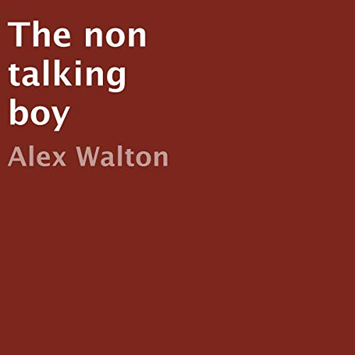 The Non Talking Boy  By  cover art