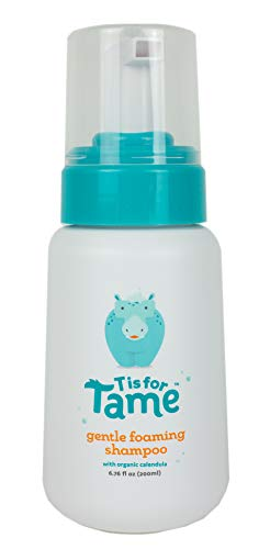 Product Image of the T is for Tame – Cradle Cap Shampoo for Babies, Toddlers & Kids   Made with...