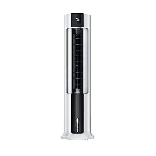 BHJqsy Tower elektrischen Lüfter Klimaanlage Lüfter Kühlung Kühlung vertikale intelligente Fernbedienung Ultra leisen Lüfter Mini elektrischer Lüfter