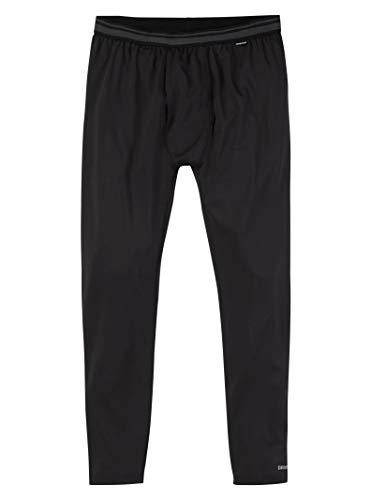 Burton Lightweight Pantalones Térmicos, Hombre, Negras