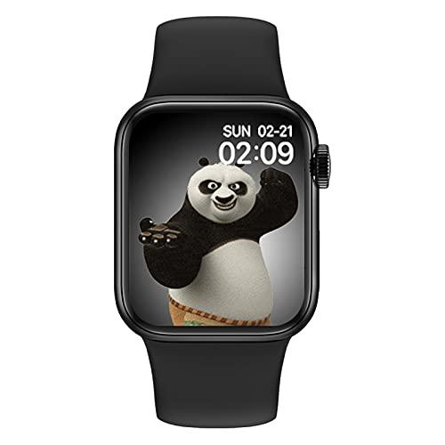 NB Plus Smart Watch 1.75 Pulgadas Pantalla Completa Bluetooth Compatible con Bluetooth Call Dynamic Face Relojes Fitness PK W26 W46,B