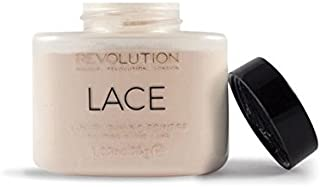 Makeup Revolution Baking Powder in Lace - Pink toned light neutral