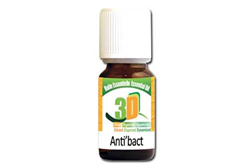 Euro Santé Diffusion - Complexe Anti Bact 8.01-3D