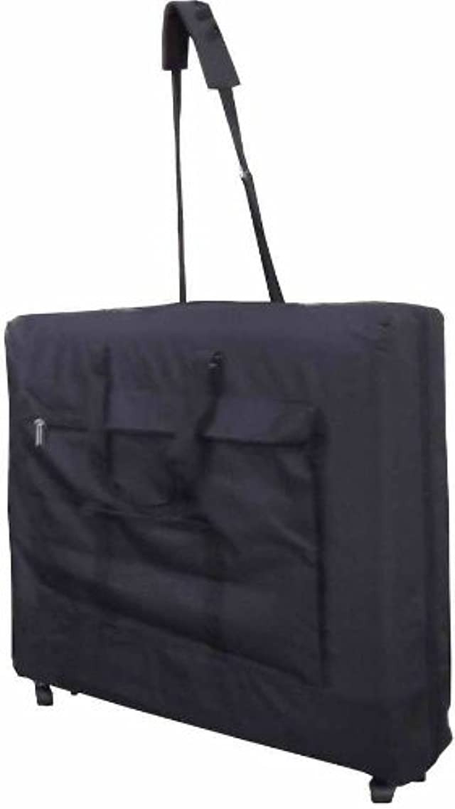 Therapist's Choice? Wheeled Massage Table Carry Case,bag for Massage Table,Black