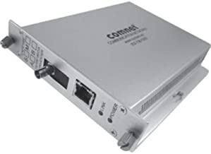 COMNET COMMUNICATION NETWORKS CNFE1002M1B Media Converter 100mbps Mm 1 Fiber (B),