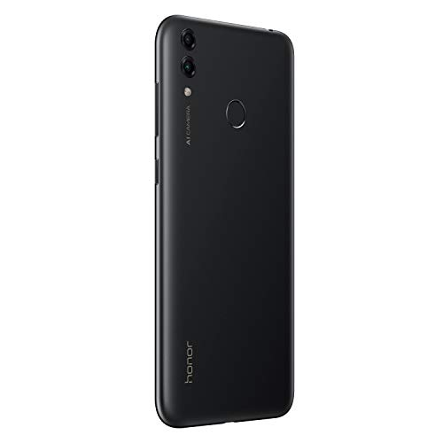 Honor 8C (Black, 4GB RAM, 64GB Storage)