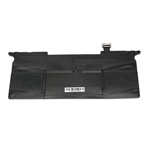 "A1406 New Laptop Battery for Apple MacBook Air 11"" A1406 A1370 (2011 Version),020-7376-A 020-7377-A MC968 MC969 MC965 MC506LL MC969LL [Li-Polymer 7.3V / 35Wh]"