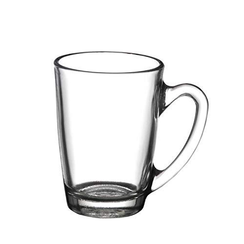 Yera - CT8B-PO Cosmos Cups & Mugs, 225 ml, 6 Piece