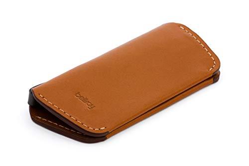 Bellroy Key Cover Plus 2nd Edition (Leather Bifold Key Organizer) - Caramel