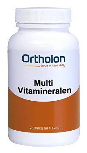 Ortholon Multi Vitamin Minerals - 90tb