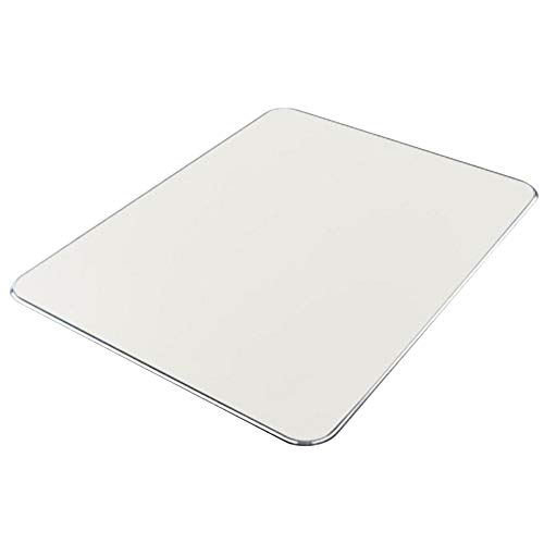 ANZUYA マウスパッド 高耐久アルミ製 滑るけど滑らない特殊仕様