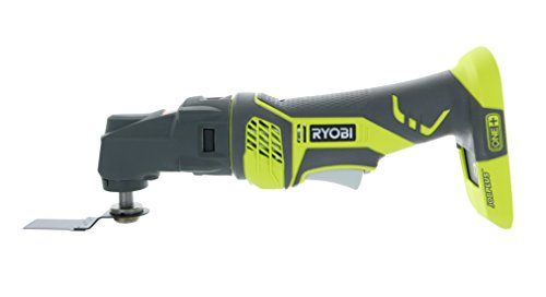 Cheap Ryobi P340 One+ 18V Lithium Ion JobPlus Cordless Multi Tool with 3 Attachment Heads (P570 and ...
