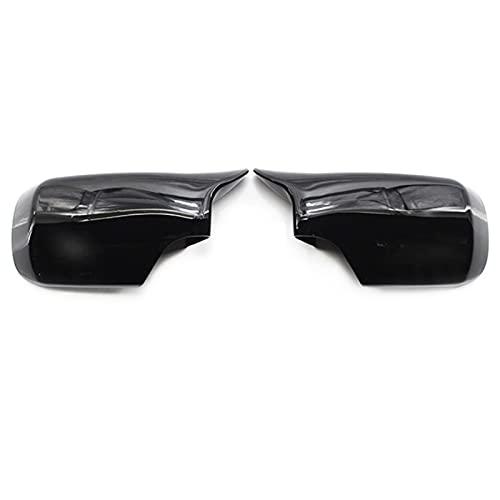 ATMASDO Accesorios de coche, cubiertas de espejo retrovisor, para BMW E46 316i...