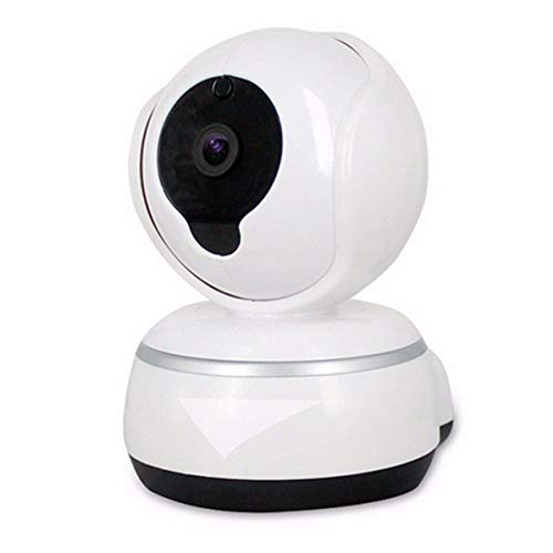 Baby Monitor 720P Inteligente WiFi Cámara IP 2.4/5 GHz de Doble Banda Wi-Fi cámara de Interior de la cámara con Zoom óptico 3X Monitor de bebé (para el hogar Mascotas bebé)