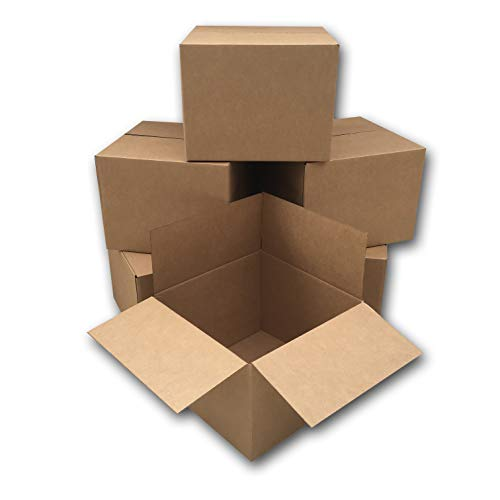 """uBoxes Moving Boxes Bundles Large Moving Boxes 20"""" x 20"""" x 15"""" - Pack of 10"""