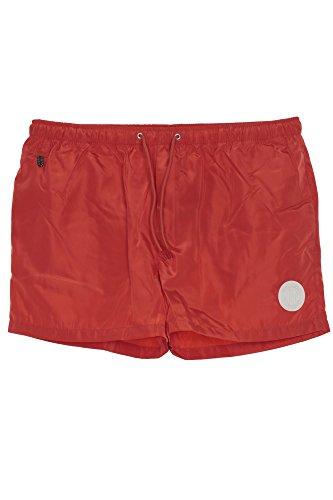 Replay Badeshort Herren Short Badehose Kurze Hose, Herrengrößen:XL, Farbe:rot