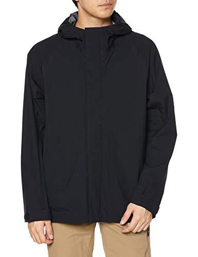 『[ヘリーハンセン] シェルジャケット コンフォートトレックレインジャケット ブラック M』のトップ画像