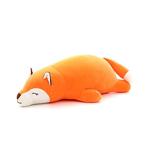 Niuniu Daddy Stuffed Animal Fox Plush Toy Pillow for Kids...