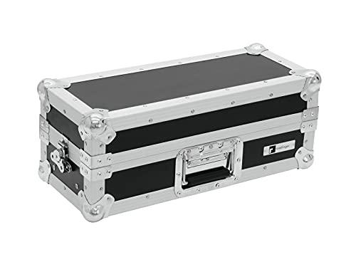 ROADINGER Mixer-Case Profi MCA-19-N, 3HE, schwarz | Flightcase für 483-mm-Geräte (19