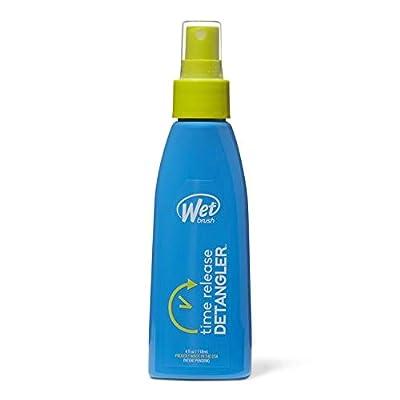 Wet Brush Time Release Detangler Formula- Detangles Hair, 3 day Lasting Effect, Strengthen Hair, Repair Split-Ends, Shiny Hair, Keratin, Gentle, Safe, Paraben-Free, Adults Formula