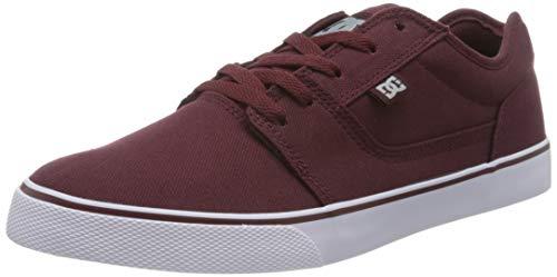 DC Shoes Herren Tonik Tx Sneaker, Burgundy, 43 EU