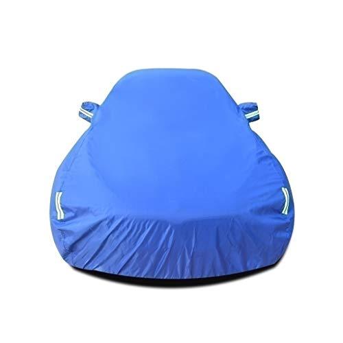 WAA Compatible con Acura RSX Car Cover SUV a Prueba de Agua Cubiertas de automóviles Todo el Tiempo Resistente al Viento/a Prueba de Polvo/Resistente a los arañazos Ropa de automóvil al Aire Libre