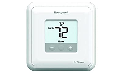 Honeywell TH1110D2009 T1 Pro Non Programmable Thermostat 1H/1C Heat Pump