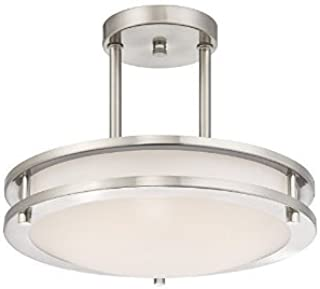 Best kitchen lights brushed nickel Reviews