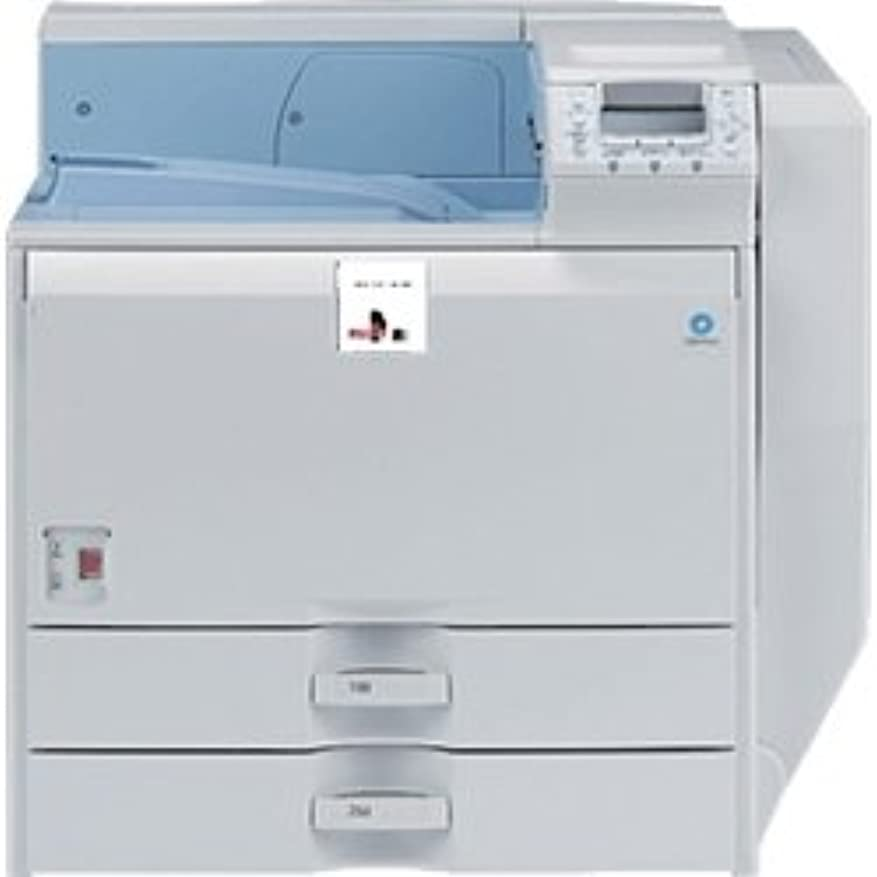 印をつけるアラブ人電気のリコー 4345-DN1 A3モノクロレーザープリンター InfoPrint SP 8200 モデルDN1 Q00315