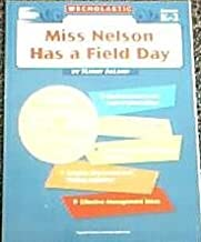 Scholastic Book Guides Grades K-2 (Scholastic Book Guides, Miss Nelson Has A Field Day)