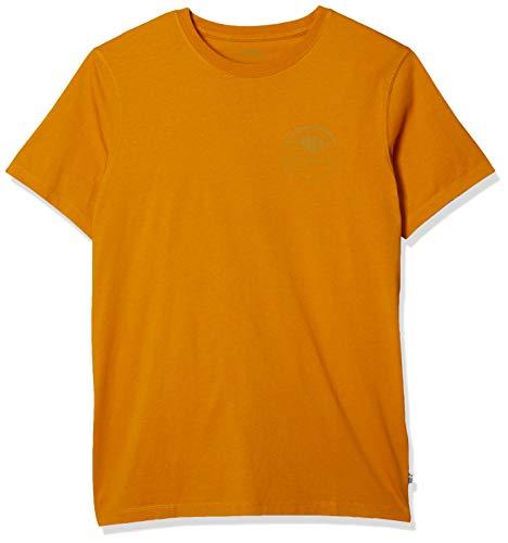 Fjällräven Herren Forever Nature Badge T-Shirt M Hemd, Eichel, 2XL