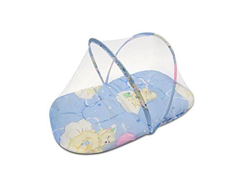 Produto para Bebe Acolchoado Portatil, Pais e Filhos, Azul
