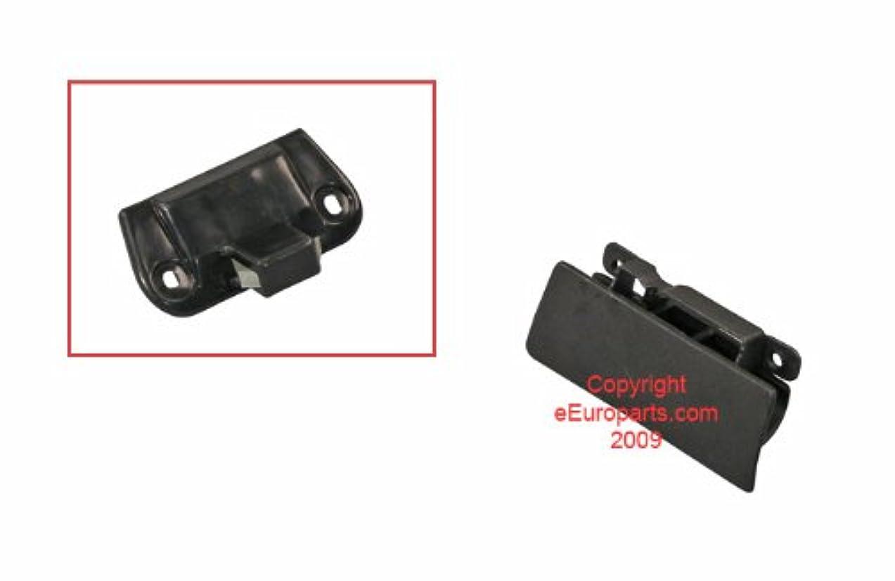 MTC 1073/51-16-1-848-873 Glove Box Latch Kit (Non-Locking 51-16-1-848-873 1073 for BMW Models)