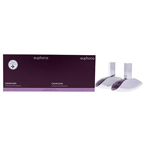 Calvin Klein, Euphoria Eau de Parfum 50ml vaporizador x2