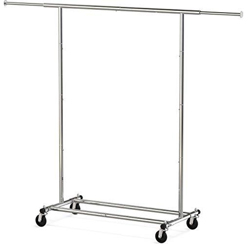Simple Houseware Heavy Duty Clothing Garment Rack