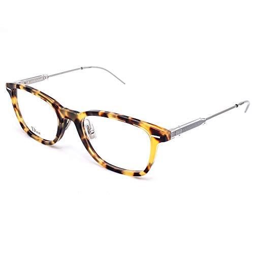 Dior Herren BLACKTIE237 45Z 54 Sonnenbrille, Silber (Havana Silver)