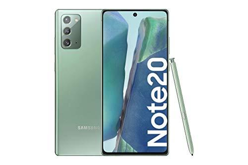 Samsung Note20 256GB SM-N980FZGGEUB Verde