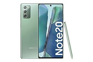 "Samsung Galaxy Note 20 4G Smartphone Android Libre de 6.7"" 256GB Mystic Green [Versión española] (B08D6QQ9BQ) | Amazon price tracker / tracking, Amazon price history charts, Amazon price watches, Amazon price drop alerts"