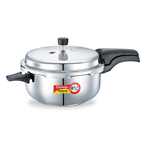 Prestige 5L Alpha Deluxe Induction Base Stainless Steel ...