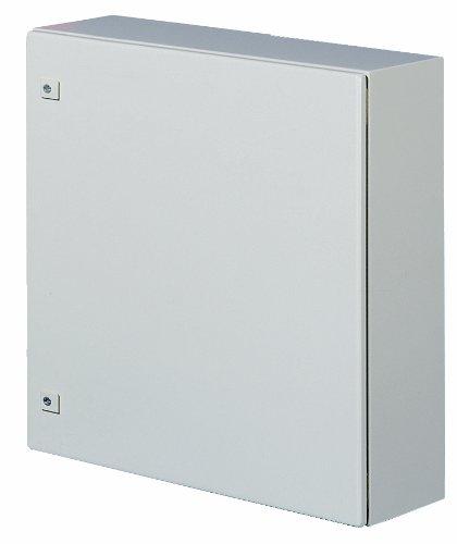 Rittal AE Kompakt-Schaltschrank Stahlblech (BxHxT) 400x500x210mm grau-weiß (RAL 7035)