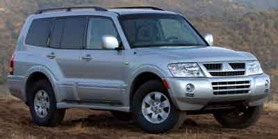 ... 2004 Mitsubishi Montero LTD, 4-Door 4-Wheel Drive Sportronic ...