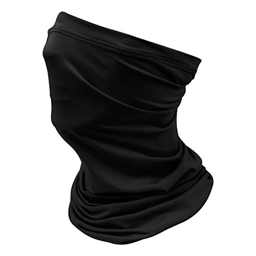 UPF 50+ UV Protection Face Cover Mask Ice Touch Neck Gaiter Windproof Scarf Cool Bandana Balaclava...