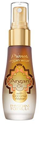 Physicians Formula Wear 2-In-1 Argan Oil & Coconut Water Primer, 1 Fluid Ounce