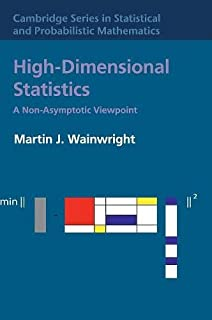 High-Dimensional Statistics: A Non-Asymptotic Viewpoint (Cambridge Series in Statistical and Probabilistic Mathematics)