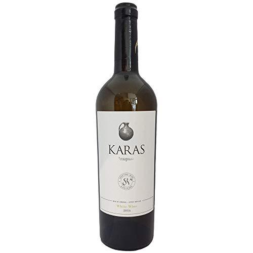 Karas Weißwein trocken 0,75L armenischer Wein crafting wine