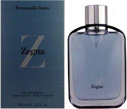 Z Zegna By Ermenegildo Zegna For Men. Eau De Toilette Spray 3.4 OZ